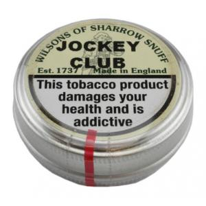Wilsons of Sharrow - Jockey Club Snuff - Small Tin - 5g