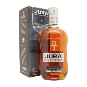 Isle of Jura Superstition Whisky - 70cl 43% (Discontinued)