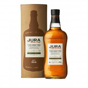 Jura Two One Two - 70cl 47.5%