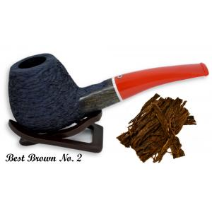 Kendal Best Brown No. 2 Medium Flake Pipe Tobacco (Loose)