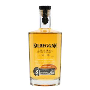 Kilbeggan 8 Year Old Irish Blended Whisky - 70cl 40%