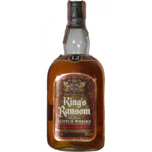 King's Ransom 12 Year Old De Luxe Blended Whisky - 75cl 43%
