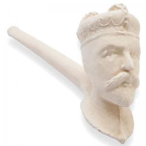 Clay Pipe - Famous Faces - King George V