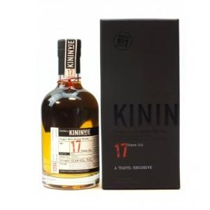 Kininvie 17 Year Old Batch 1 Travel Exclusive Whisky - 35cl 42.6%