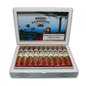La Rosa de Sandiego Connecticut Robusto Cigar - Box of 20
