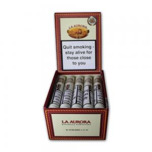 La Aurora Cameroon Sublimes Tubed - Box of 20