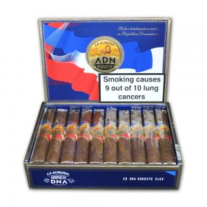 La Aurora Dominican ADN Robusto Cigar - Box of 20
