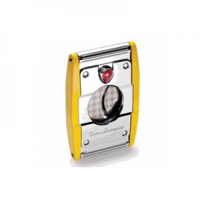 Lamborghini Precisione Yellow Cigar Cutter