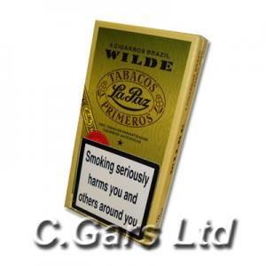 La Paz Wilde Cigarillos Brazil Cigar - Pack of 5 (Discontinued)