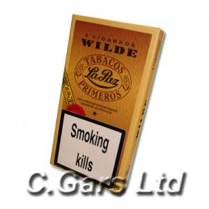 La Paz Wilde Cigarillos Cigar - Pack of 5 (Discontinued)