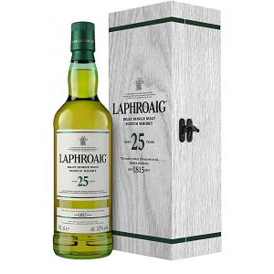 Laphroaig 25 Year Old Cask Strength 2019 - 70cl 52%