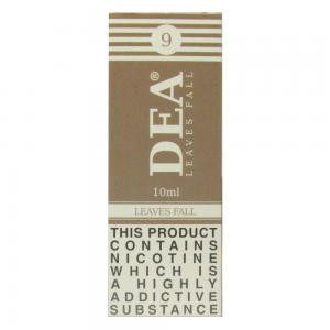 DEA Leaves Fall Vape E- Liquid 10ml 04mg