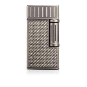 Colibri Julius Classic Double-flame Cigar Lighter - Gunmetal