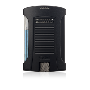 Colibri Daytona Single-jet Flame Lighter - Black