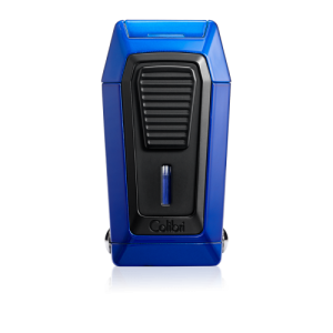 Colibri Quantum Triple Flame Lighter - Blue
