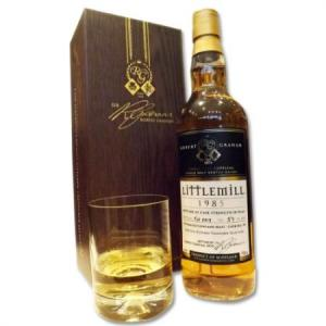 Littlemill 1985-2013 - 28 years Treasurer Whisky - 70cl 50.5%