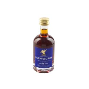 Liverpool Rum Miniature - 5cl 43%