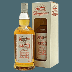 Longrow Peated 2018 Single Malt Scotch Whisky - 70cl