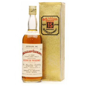 Macallan Glenlivet 15 Year Old 1961 Pineroli Import - 43% 75cl