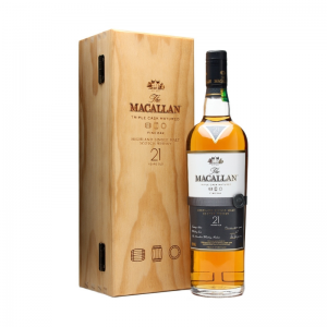 Macallan 21 Year Old Fine Oak Single Malt Scotch Whisky - 70cl 43%