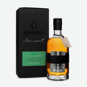 Mackmyra Moment Karibean Swedish Whisky - 70cl 44.4%