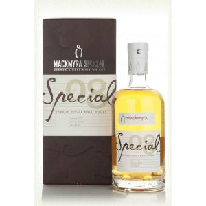 Mackmyra Special 08 Sauternes Cask Single Malt Whisky - 70cl 46%