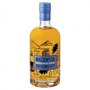 Mackmyra Bruks Single Malt - Swedish Whisky - 70cl 41.4%