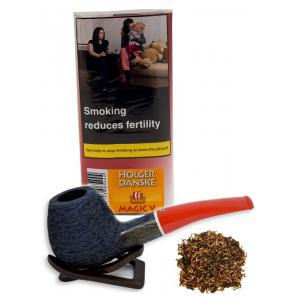 Holger Danske Magic V (Formerly Magic Vanilla) Pipe Tobacco 40g Pouch