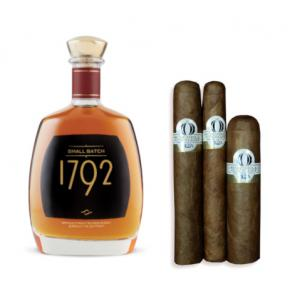 1792 Small Batch Kentucky Straight Bourbon + Oliva Orchant Seleccion Pairing