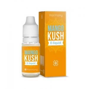 Harmony Mango Kush Vape Liquid - 10ml 30mg CBD