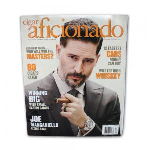 Cigar Aficionado Magazine - March/April 2018