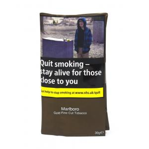 Marlboro Gold Hand Rolling Tobacco 30g (Pouch)