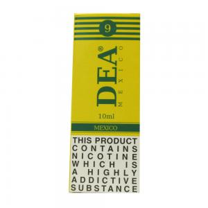 DEA Mexico Vape E- Liquid 10ml 04mg