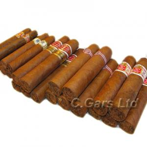 Michelle's Mixed Box Selection - 25 Cigars