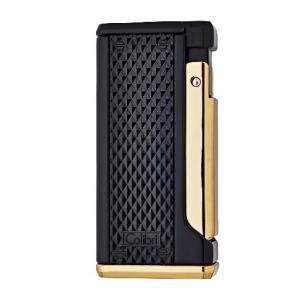 Colibri Monza Triple Jet Lighter - Gold (End of Line)