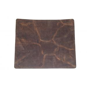 Neerup Brown Leather Pipe Mat