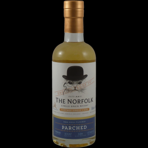 JANUARY SALE - The Norfolk Parched Single Grain Whisky - 50cl 45%