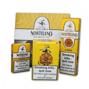 Nostrano del Brenta Il Selection Pack Sampler - 17 Cigars