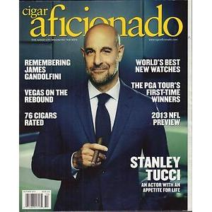 Cigar Aficionado - September/October 2013
