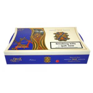 Empty Fuente Fuente Opus X 20th Anniversary Believe Cigar Box