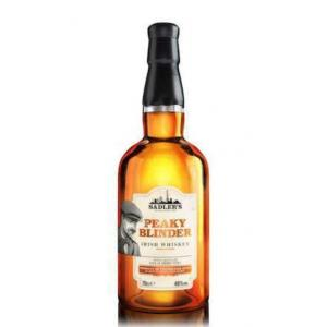 Peaky Blinders Irish Whiskey - 70cl 40%