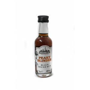 Peaky Blinders Spiced Rum Miniature - 5cl 40%