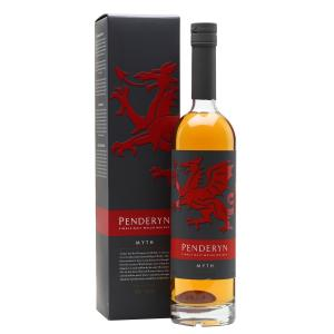 Penderyn Myth Single Malt Whisky - 70cl 41%