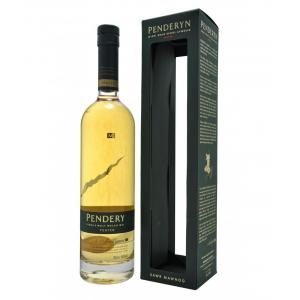 Penderyn Peated Single Malt Whisky - 70cl 46%