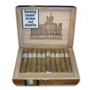 Highclere Castle Petit Corona Cigar - Box of 20