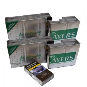 Players Green Filter Superkings - 20 Packs of 20 Cigarettes (400)