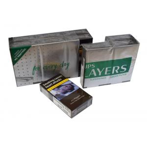Players Green Filter Superkings - 10 Packs of 20 Cigarettes (200)