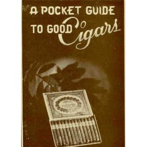 Small cigar guide - Very Old!