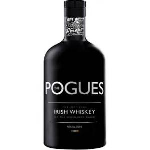 Pogues Irish Whiskey - 70cl 40%