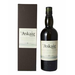 Port Askaig 8 Year Old Single Malt Scotch Whisky - 70cl 45.8%